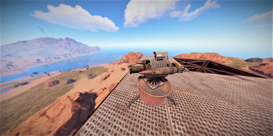 RocketTurrets | CHAOS_CODE